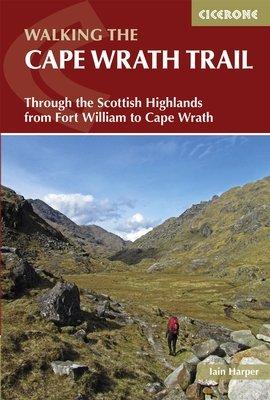 The Cape Wrath Trail   wandelgids 9781852848170  Cicerone Press   Meerdaagse wandelroutes, Wandelgidsen de Schotse Hooglanden (ten noorden van Glasgow / Edinburgh)