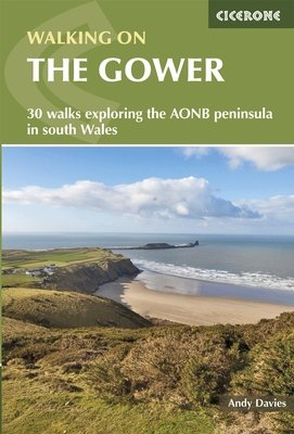 Walking on the Gower 9781852848217  Cicerone Press   Wandelgidsen Wales