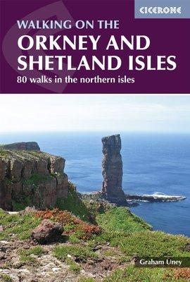 Orkney and Shetland Isles | wandelgids 9781852848347  Cicerone Press   Wandelgidsen Shetland & Orkney