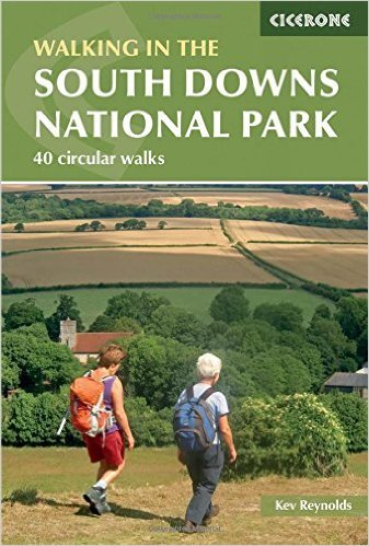 Walking in the South Downs National Park 9781852848354  Cicerone Press   Wandelgidsen Zuidoost-Engeland, Kent, Sussex, Isle of Wight
