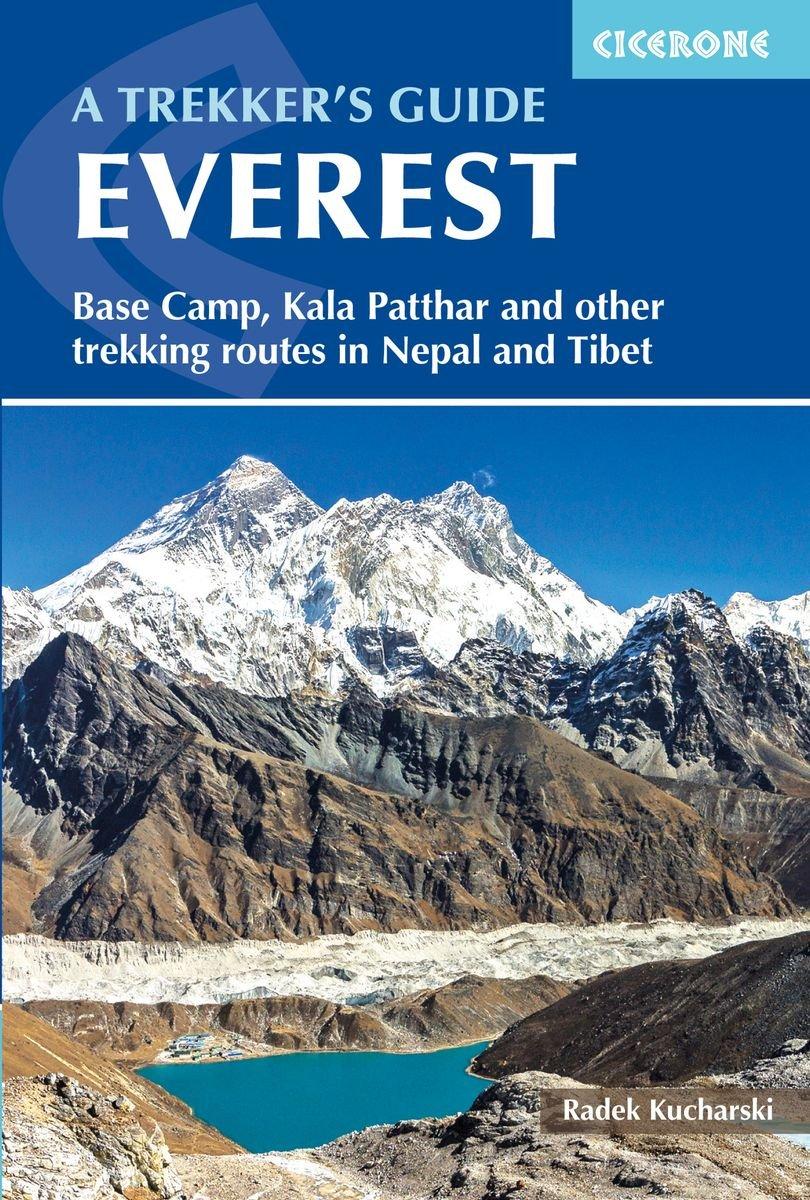 Everest   wandelgids 9781852848361  Cicerone Press   Meerdaagse wandelroutes, Wandelgidsen Nepal
