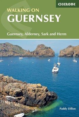 Guernsey | wandelgids 9781852848385  Cicerone Press   Wandelgidsen Guernsey