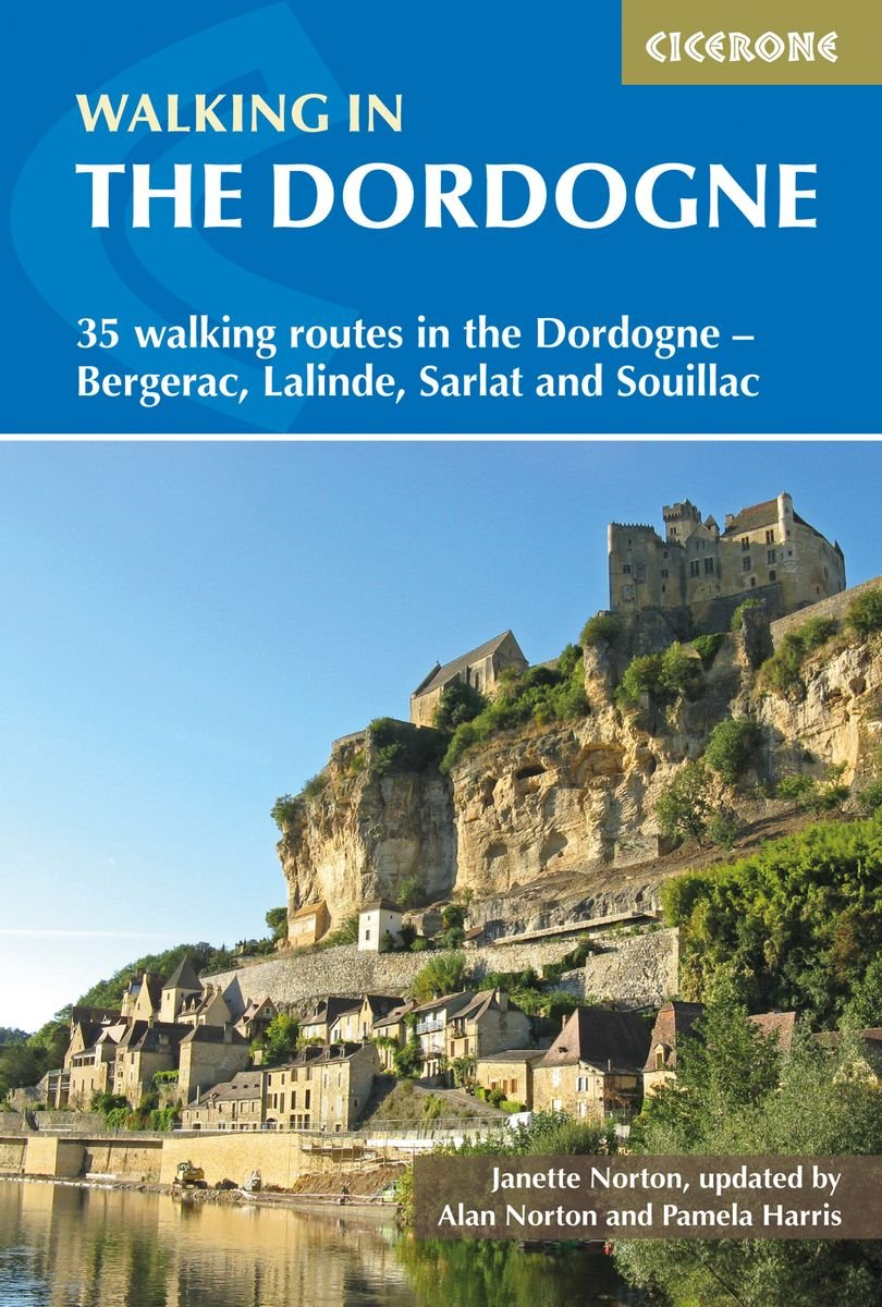 Walking in The Dordogne 9781852848439  Cicerone Press   Wandelgidsen Dordogne, Lot, Tarn