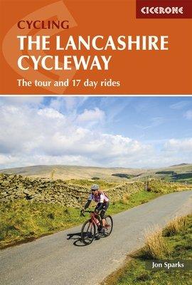 The Lancashire Cycleway 9781852848491  Cicerone Press   Fietsgidsen, Meerdaagse fietsvakanties Noord-Engeland