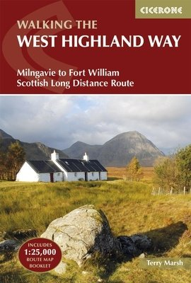 The West Highland Way | wandelgids 9781852848576  Cicerone Press   Meerdaagse wandelroutes, Wandelgidsen Schotland