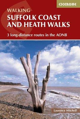 Walking the Suffolk Coast and Heaths Walks 9781852848705  Cicerone Press   Wandelgidsen Oost-Engeland, Lincolnshire, Norfolk, Suffolk, Cambridge