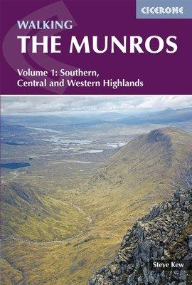Walking the Munros: vol. 1 9781852848750  Cicerone Press   Wandelgidsen Schotland