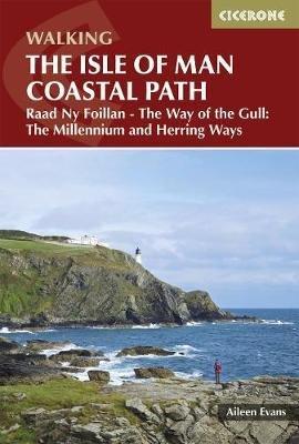 Isle Of Man Coastal Path | wandelgids 9781852848798  Cicerone Press   Meerdaagse wandelroutes, Wandelgidsen Noord-Engeland