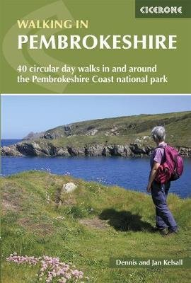 Walking In Pembrokeshire 9781852849153  Cicerone Press   Wandelgidsen Zuid-Wales, Pembrokeshire, Brecon Beacons