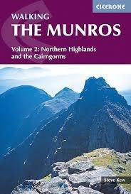 Walking the Munros: vol. 2 9781852849313  Cicerone Press   Wandelgidsen Schotland