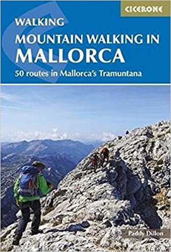 Mallorca mountain walking 9781852849498  Cicerone Press   Wandelgidsen Mallorca