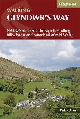 Owain Glyndwrs Way | wandelgids 9781852849504 Cattling Cicerone Press   Meerdaagse wandelroutes, Wandelgidsen Wales