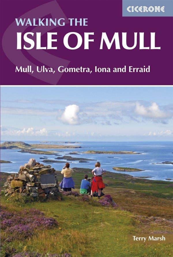 The Isle Of Mull | wandelgids 9781852849610  Cicerone Press   Wandelgidsen Skye & the Western Isles