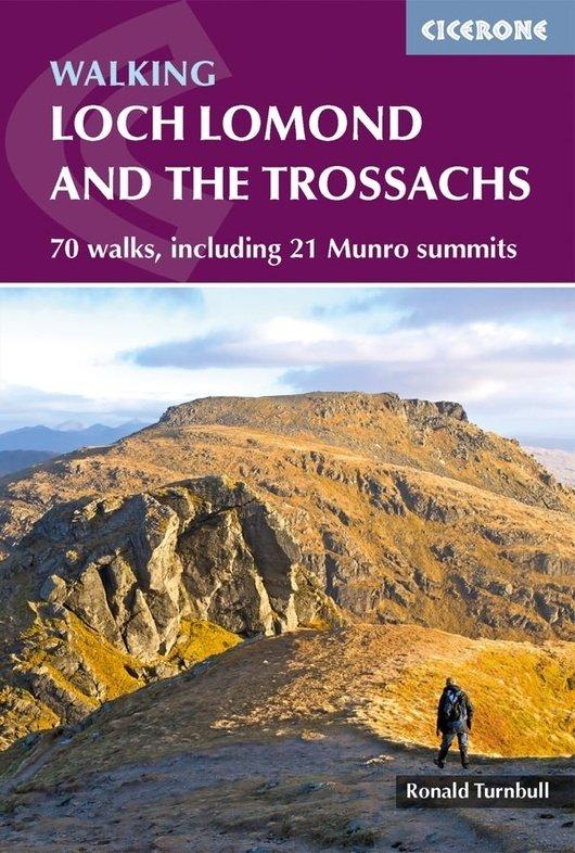 Walking Loch Lomond & the Trossachs 9781852849634  Cicerone Press   Wandelgidsen de Schotse Hooglanden (ten noorden van Glasgow / Edinburgh)