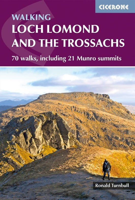 Walking Loch Lomond & the Trossachs 9781852849634  Cicerone Press   Wandelgidsen Schotland
