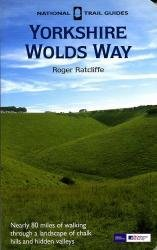 NTG14  Yorkshire Wolds Way 9781854109866  Aurum Press OS Nat. Trail Guides  Meerdaagse wandelroutes, Wandelgidsen Noord-Engeland