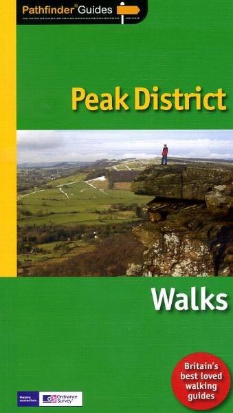 Pathfinder Guide Peak District Walks 9781854585004  Crimson Publishing / Ordnance Survey Pathfinder Guides  Wandelgidsen Midden- en Oost-Engeland