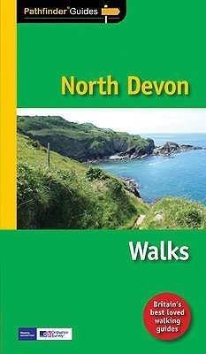 Pathfinder North Devon Coast & Heartland : Walks 9781854585530  Crimson Publishing / Ordnance Survey Pathfinder Guides  Wandelgidsen Zuidwest-Engeland