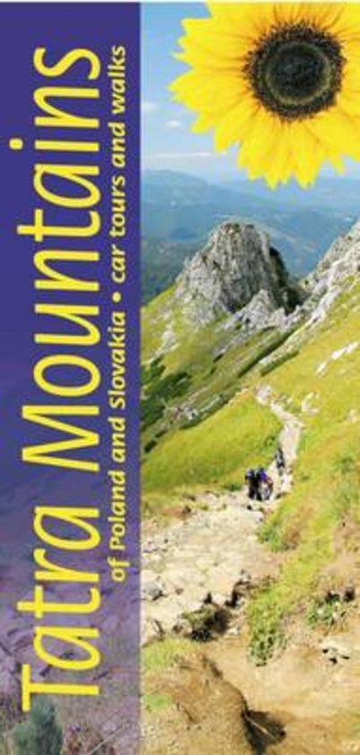 Sunflower Tatra Mountains of Poland & Slovakia 9781856914772  Sunflower Landscapes  Wandelgidsen Polen, Slowakije