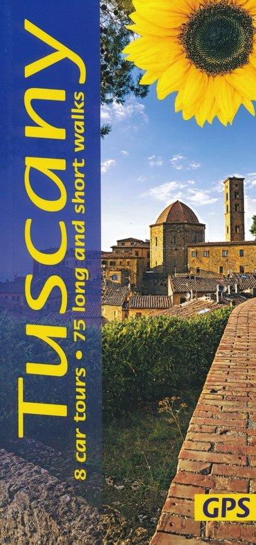 Tuscany 9781856915069  Sunflower Wegwijzers Landscapes  Wandelgidsen Toscane, Umbrië, de Marken