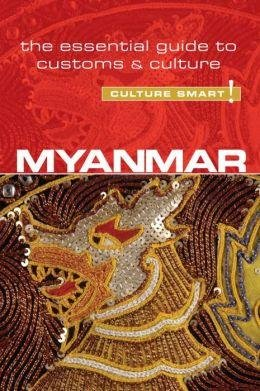 Myanmar (Birma) (English) 9781857336979  Kuperard Culture Smart  Landeninformatie Birma (Myanmar)