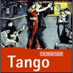Tango 9781858283777  Rough Guide World Music CD  Muziek Chili, Argentinië, Patagonië