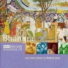 Bhangra 9781858286297  Rough Guide World Music CD  Muziek Bangla Desh
