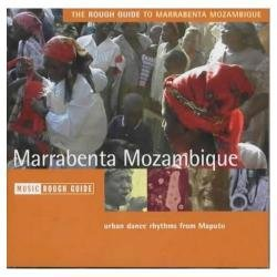 Marrabenta Mozambique 9781858288079  Rough Guide World Music CD  Muziek Angola, Zimbabwe, Zambia, Mozambique, Malawi