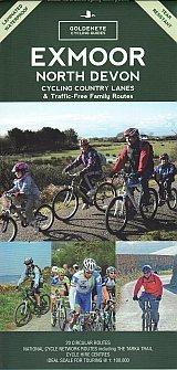 Exmoor North Devon 1:100.000 9781859652244  Goldeneye   Fietskaarten Zuidwest-Engeland