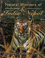 Natural Wonders of India + Nepal * 9781859745236  New Holland   Natuurgidsen Pakistan, India, Bangladesh, Sri Lanka, Malediven
