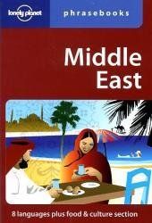 Middle East Lonely Planet phrasebook 9781864502619  Lonely Planet Phrasebooks  Taalgidsen en Woordenboeken Midden-Oosten