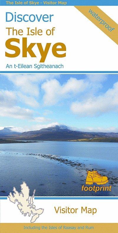 The Isle of Skye 1:110.000  - Discover the Isle of 9781871149906  Stirling Surveys   Landkaarten en wegenkaarten Schotland