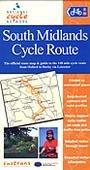 NN06A  South Midlands 9781901389180  Sustrans Nat. Cycle Network  Fietskaarten Midden- en Oost-Engeland