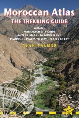 Trekking in the Moroccan Atlas 9781905864591  Trailblazer Walking Guides  Meerdaagse wandelroutes, Wandelgidsen Marokko