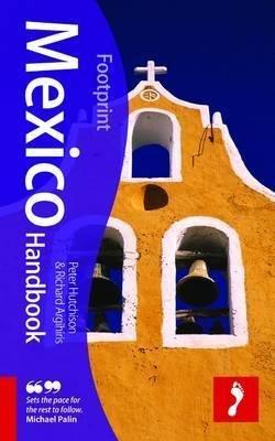 Mexico 9781906098797  Footprint Handbooks   Reisgidsen Mexico (en de Maya-regio)