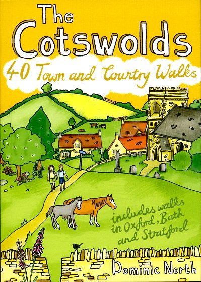 The Cotswolds 9781907025198  Pocket Mountains Ltd   Wandelgidsen Midlands, Cotswolds, Oxford