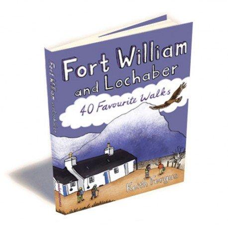 Fort William & Lochaber 9781907025457  Pocket Mountains Ltd   Wandelgidsen de Schotse Hooglanden (ten noorden van Glasgow / Edinburgh)