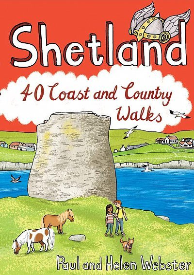 Shetland (wandelgids) 9781907025662  Pocket Mountains Ltd   Wandelgidsen Shetland & Orkney