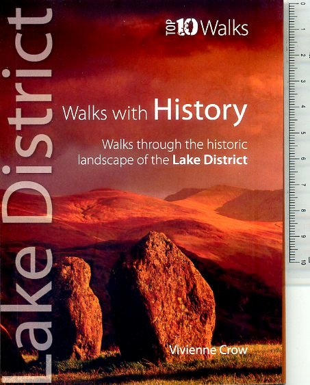 Walks with History 9781908632203  Mara Books Top 10 Walks Series  Wandelgidsen Lake District