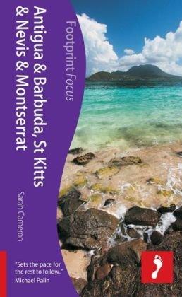 Focus Antigua, Barbuda 9781909268340  Footprint Handbooks Footprint Focus Guides  Reisgidsen Overig Caribisch gebied