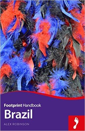 Brazil 9781910120668  Footprint Handbooks   Reisgidsen Brazilië