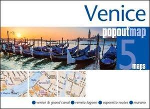 Venetië pop out map | stadsplattegrondje in zakformaat 9781910218228  Grantham Book Services PopOut Maps  Stadsplattegronden Venetië, Veneto, Friuli
