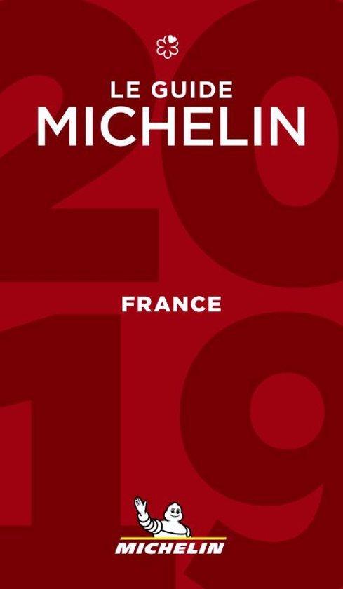 Michelin Gids Frankrijk | France 2019 9782067233362  Michelin Rode Jaargidsen  Hotelgidsen, Restaurantgidsen Frankrijk