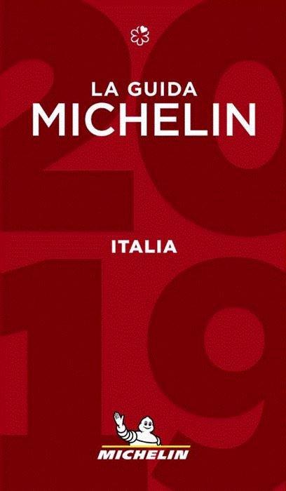Michelin Gids Italië | Italia 2019 9782067233379  Michelin Rode Jaargidsen  Hotelgidsen, Restaurantgidsen Italië