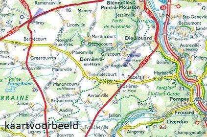 519 Bourgogne | Michelin  wegenkaart, autokaart 1:200.000 9782067236837  Michelin Regionale kaarten  Landkaarten en wegenkaarten Bourgogne, Morvan, Côte-d'Or