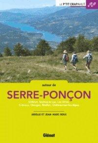 Le p'tit crapahut: Autour de Serre-Ponçon 9782344028230  Glénat Crapahut  Reizen met kinderen, Wandelgidsen Alpes de Haute-Provence, Gorges du Verdon