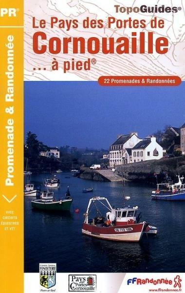 P297 Le Pays des Portes de Cornouaille   wandelgids 9782751401039  FFRP Topoguides  Wandelgidsen Bretagne