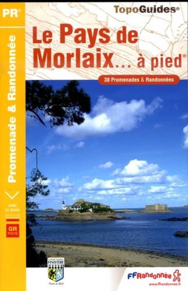 P298  Le Pays de Morlaix   wandelgids 9782751402449  FFRP Topoguides  Wandelgidsen Bretagne