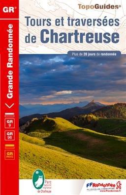 TG903 Tours et Traversées de Chartreuse 9782751407161  FFRP Topoguides  Meerdaagse wandelroutes, Wandelgidsen Chartreuse, Bauges, Vanoise