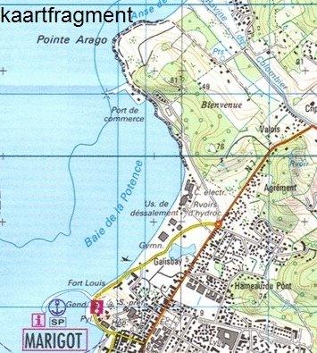 4606GT  St-Martin, Sint-Maarten   wandelkaart 1:25.000 9782758533467  IGN TOP 25  Landkaarten en wegenkaarten, Wandelkaarten Aruba, Bonaire, Curaçao